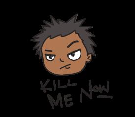 LINE_KILL ME